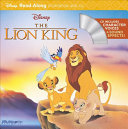 The Lion King Read Along Storybook and CD