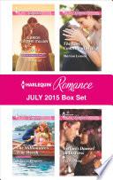Harlequin Romance July 2015 Box Set