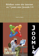 R  aliser votre site internet en 7 jours avec Joomla 2 5