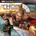 Thor Double Feature Read Along Storybook and CD