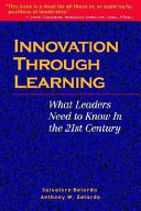 Innovation Through Learning