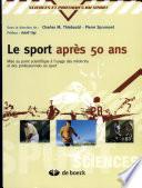Le sport apr  s 50 ans
