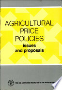 agricultural price policies