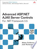 Advanced ASP NET AJAX Server Controls For  NET Framework 3 5