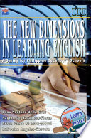 The New Dimensions in Learning English