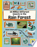 30 Million Different Insects in the Rain Forest