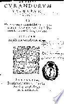 De recta curandorum vulnerum ratione et aliis eius artis praeceptis libri II