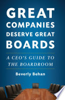 great companies deserve great boards