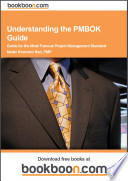 Understanding the PMBOK Guide
