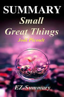 Summary Small Great Things