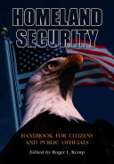 Homeland Security Handbook for Citizens and Public Officials
