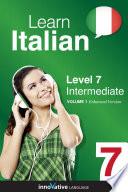 Learn Italian   Level 7  Intermediate  Enhanced Version