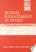 Sexual Harassment in Sport