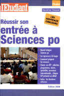 R  ussir son entr  e    Sciences po