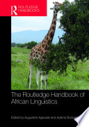 The Routledge Handbook Of African Linguistics