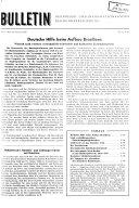 Bulletin des Presse- und Informationsamtes der Bundesregierung