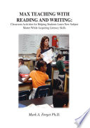 MAX Teaching with Reading and Writing