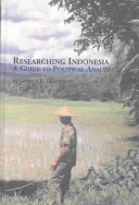 Researching Indonesia