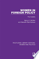 Women in Foreign Policy Book PDF
