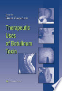 Therapeutic Uses of Botulinum Toxin Toxin And Its Various Therapeutic