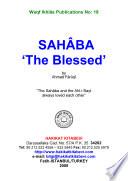 SAHÂBA 'The Blessed'
