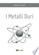 I metalli duri