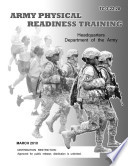 Army Physical Readiness Training Manual