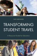 Transforming Student Travel