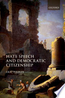 Hate Speech and Democratic Citizenship Book PDF