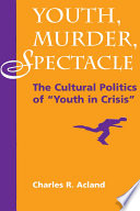 Youth Murder Spectacle book