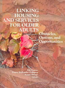Linking Housing and Services for Older Adults