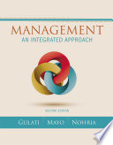 Management An Integrated Approach