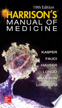 Harrisons Manual of Medicine  19th Edition