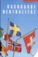 Sackgasse Neutralität