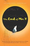 download ebook the end of mr. y pdf epub