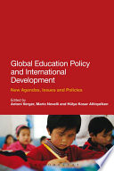 Global Education Policy and International Development