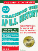 Cracking the A  P  United States History