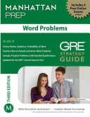 Word Problems GRE Strategy Guide  3rd Edition