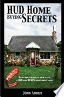 HUD Home Buying Secrets