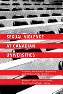 download ebook sexual violence at canadian universities pdf epub