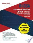 Rhcsa Red Hat Enterprise Linux 8 Updated