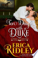 Ten Days with a Duke Book Cover