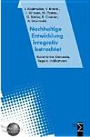 Nachhaltige Entwicklung integrativ betrachtet