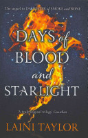 Days of Blood and Starlight Book Cover