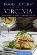 Food Lovers  Guide to   Virginia