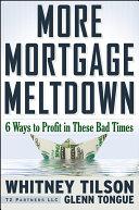 download ebook more mortgage meltdown pdf epub