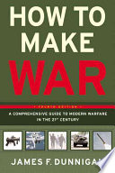 How to Make War  Fourth Edition