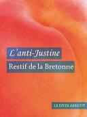 L anti Justine    rotique