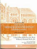 The Texas Medical Jurisprudence Examination