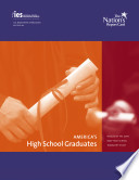 America S High School Graduates book